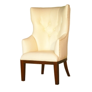 Wing Chair Slipcovers - Slipcovers by Stretch and Cover