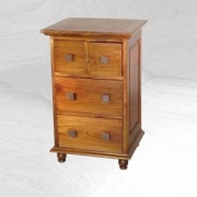 Asian oak 2 Over Chest