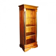 Empire High Bookcase 1 drw