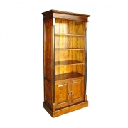 Empire High Bookcase 2dr