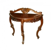 Victorian carved table
