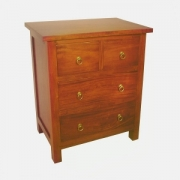 Chest Drawer 2 Over 2 Drw