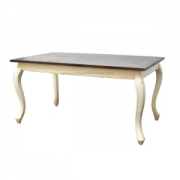 Queen anne Dining table 180 w