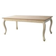 Queen anne Dining table 200 w