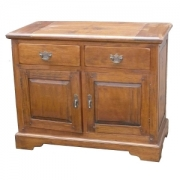 East Indies Buffet 2 Drawer
