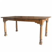 East indies dining table 160