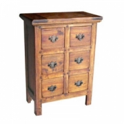 East Indies 6 drw CD chest