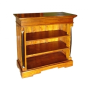 Empire Short Bookcase