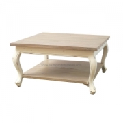 Queen ann coffee table 80