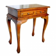 Side table 1 drw cab leg