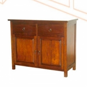 2 Drw Sideboard w Door
