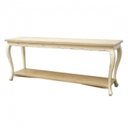 Queen anne console table 180W