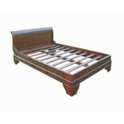 Sleigh Bed wo Foot end