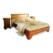 Sleigh Bed Depth Foot