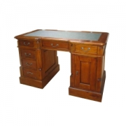 Mahogany small desk